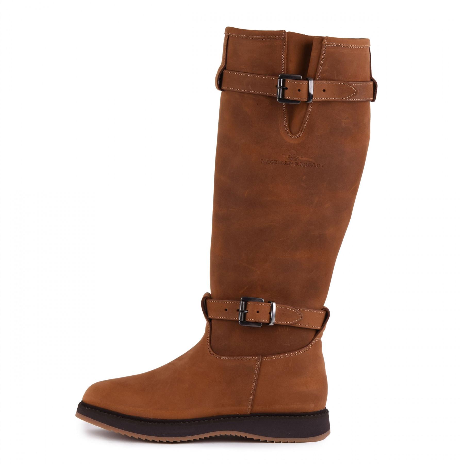 Magellan & Mulloy Xscape Denver Brandy, brandy ladies outdoor boot, size 36
