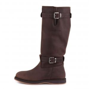 Magellan & Mulloy Xscape Denver Brown, brown ladies outdoor boot, size 36
